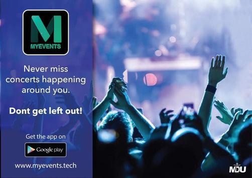 MyEvents App screenshot 8