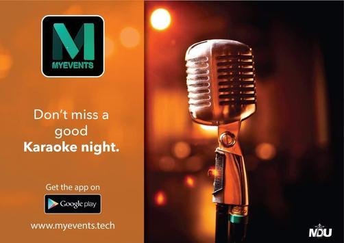 MyEvents App screenshot 9
