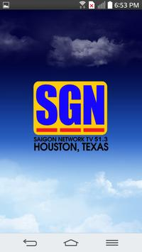 SGN TV poster
