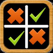 Strategic Tic Tac Toe 4x4 icon
