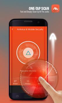 Antivirus and Mobile Security poster