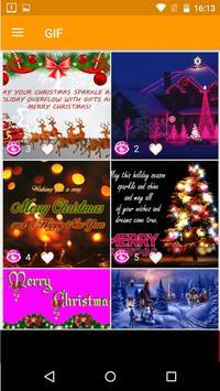 Merry Christimas-Messages and Gifs screenshot 6