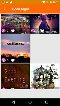 Good Night-Messages and Gifs screenshot 3
