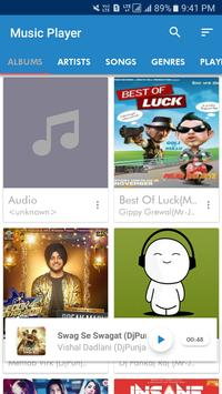 MP3 Music Player - India poster