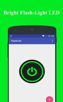 Portable Bright Flashlight LED screenshot 2