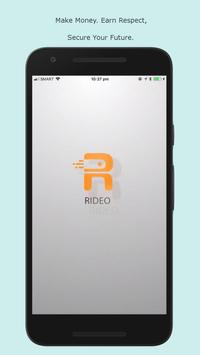 Rideo Driver poster
