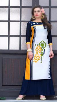 Girls Stylish Kurtis Design 2018 screenshot 5