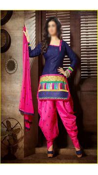New Patiyala Design Dress For Women 2018 poster