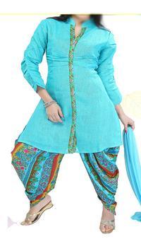 New Patiyala Design Dress For Women 2018 screenshot 1
