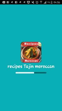 recipes Tajin morocco poster