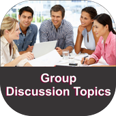 Group Discussion Topics icon