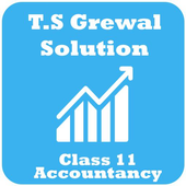 TS Grewal Solution - Class 11th Accountancy icon