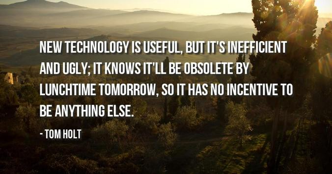 Technology Quotes screenshot 1