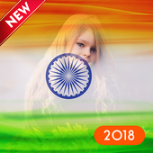 Indian Flag Photo icon