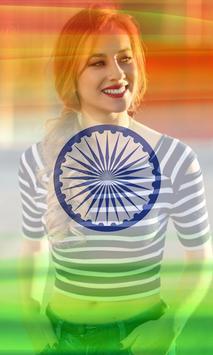 Indian Flag Photo screenshot 4