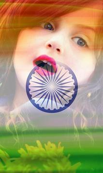 Indian Flag Photo screenshot 2