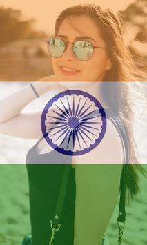 Indian Flag Photo screenshot 3