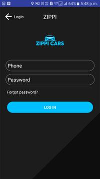 ZippiCars Driver screenshot 2