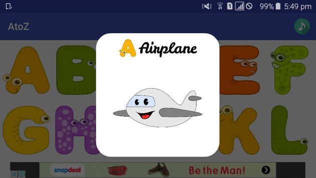 AtoZ apk screenshot