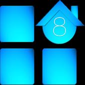 Launcher 8 Metro Style icon