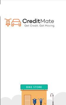 CreditMate - Dealer App poster