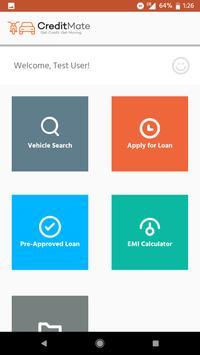 CreditMate - Dealer App apk screenshot