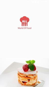 World Of Food 포스터