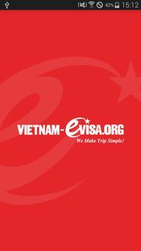 Vietnam Evisa poster