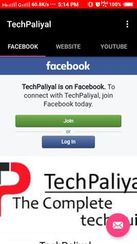 TechPaliyal apk screenshot