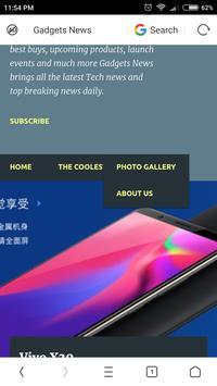 Gadget NEWS screenshot 2