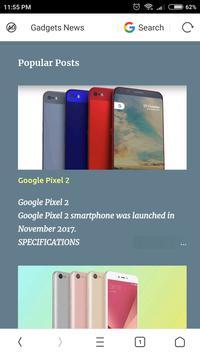 Gadget NEWS screenshot 4