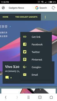 Gadget NEWS screenshot 5