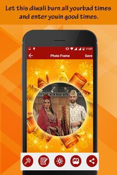 Diwali Photo Frame Editor 2018 poster