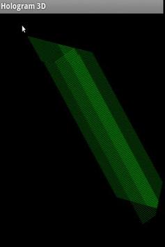 3D Hologram Cool poster