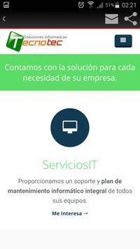 Tecnotec Soluciones - Uruguay screenshot 2