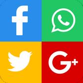 منشورات و صور فيسبوك واتساب 2018 icon