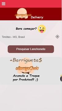 o Barriga Cheia - Delivery Food poster