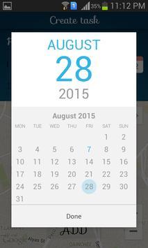 Loto - Location based Todo App screenshot 2