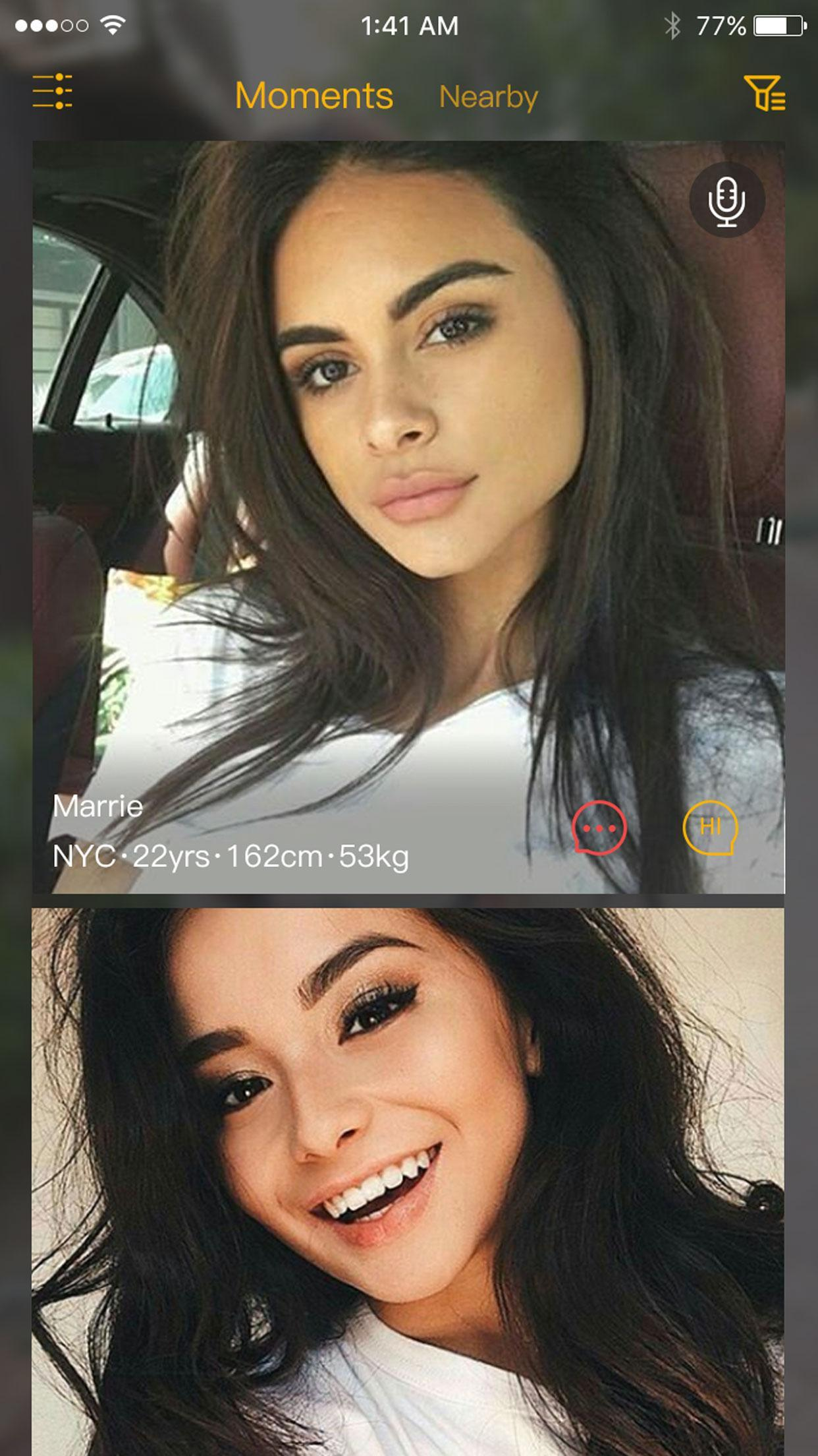 Teen Dating - Stranger chat with 18+ teens for Android