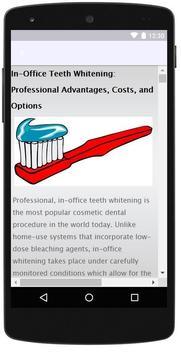 Teeth Whitening screenshot 4