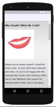 Teeth Whitening screenshot 1