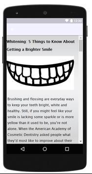 Teeth Whitening screenshot 2