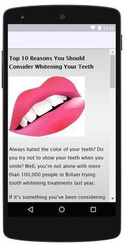 Teeth Whitening screenshot 3