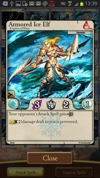 Moonga TCG - Trading Card Game apk screenshot