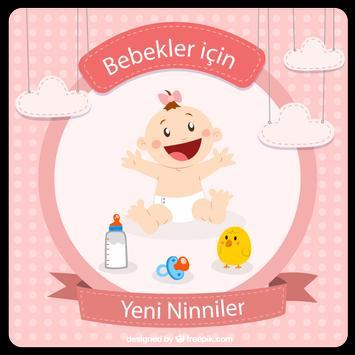 Bebeğim için yeni ninniler poster