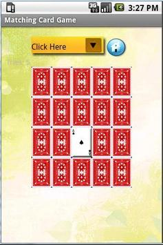 Matching Cards apk screenshot