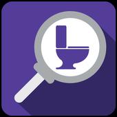 Toilet Finder icon