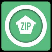 Global Zip icon