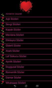Özlü Sözler apk screenshot