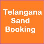 Telangana Sand booking icon